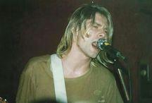 kurt cobain / Kurt Cobain  add friends..nirvana//cobain//comment on pin to be added or follow me