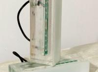 Ledverlichting ingieten / Sinds kort is het bij Flowing Art mogelijk om ook ledverlichting in je gietvloer te laten ingieten