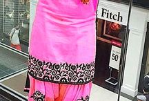 Latest Ethnic Salwar suit