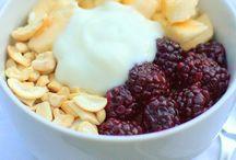 Healthy Breakfasts / by Rebecca C