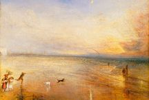 The World Of Art - 1 - JMW Turner / Art - Paintings of JMW Turner Great British Romantic painter of the 19th century