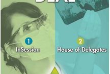 WDA InSession 2014 / Two exciting events, WDA House of Delegates and WDA InSession. Hear. See. Do.