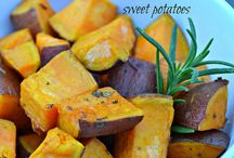 Sweet Potatoes - Recipes