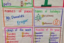 1st grade Grammar / by Tammy Shepard
