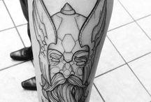 Ideias para Tattoos