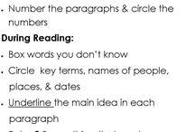 AVID critical reading
