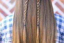 saç örgüsü yapımı