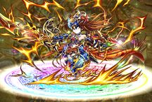 "ScreenshotsBrave / Screenshots of the game ""Brave Frontier RPG"""
