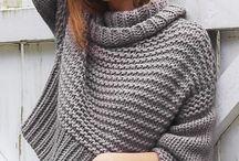 Maglioni a maglia