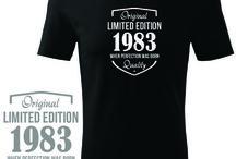 Originálne tričká