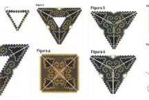 various components beaded lessons & tutorials