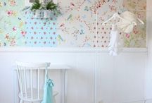 Baby room / The girls baby room