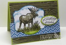Stampin up walk in the wild