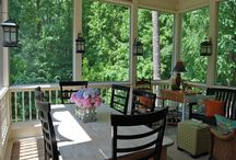 Porch Ideas / by ScottandKelly Dean