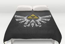 постель Zelda