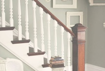 House: stair cases