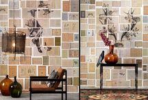Behang Arte / De behangcollectie van Arte. Eigentijds, apart en voor ieder interieur is er wel een mooi behang te vinden.