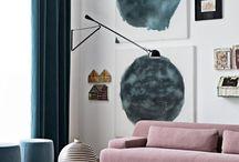 Interior Spaces / Inspiring interior spaces