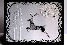 Winter Cards / by April Rounds