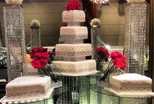 My Wedding Cakes choices