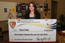 RMHC Scholarships / by RMHC *