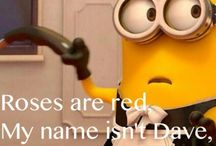 Minions / Bad day? Minions are all you need<3