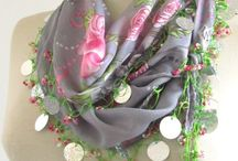 Grey Scarf / by Asuhan Scarf