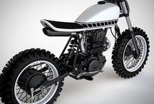 MC | CrossMoto | Yamaha XT500