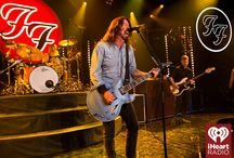 iHeartRadio LIVE: Foo Fighters / Foo Fighters gave an exclusive performance at the iHeartRadio Theater in LA on March 17, 2015 / by iHeartRadio