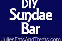 Sundae bars