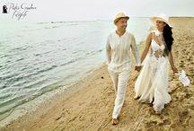 Trash the dress - Matrimonio a Pescara / Servizi fotografici professionali