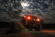 monster jeeps.