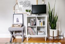 Home Salon Style / Decorating / by Amy Blair