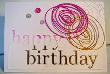 Cards Happy Birthday / I´m right, everybody needs a birthday card