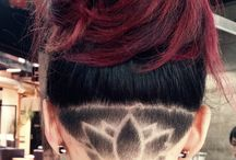 Hair patterns