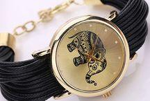 Reloj de Pulsera Elefante para Mujer / #Relojes #RelojesBaratos #Watch #Watches #CheapWatches #Elefante #Pulsera