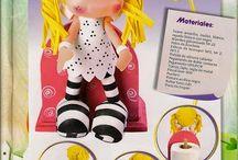 Куклы из фоамирана / изготовление кукол из фоамирана