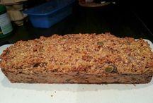 Glutenvrij / Havermoutpittenbrood