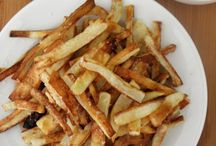 Fries / by Cady Bauers