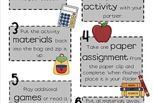 Cool things for the Classroom / by Annette Mehl