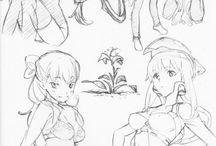 Drawing Ref/Inspo