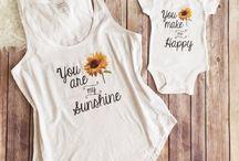 koszulki mama i dziecko