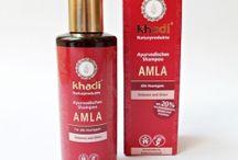 kosmetyki KHADI / Naturalne Kosmetyki do włosów
