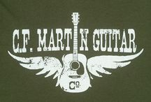 cool guitars / by Chris Jarred