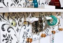 All handmade with love / Handmade wood home decor from my shop at ebonyredcreations.etsy.com