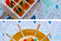 Sizzlin' Summertime / You'll find everything you need for a sunny start to summer with these activities, recipes and decorations!