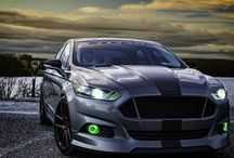 Ford Fondeo/Fusion styling