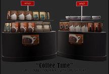 Theme: Coffee shop