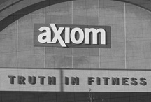 Fitness Classes @Axiom / Axiom - the premier health clubs in the Treasure Valley. www.axiomfitness.com