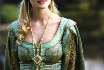 Jane Seymour (2. season)-The Tudors / play by:Anita Briem